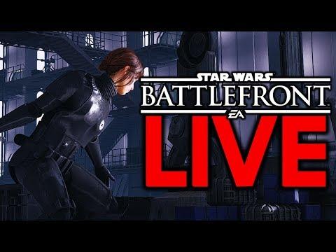 JYN FTW! Star Wars Battlefront Live Stream #127