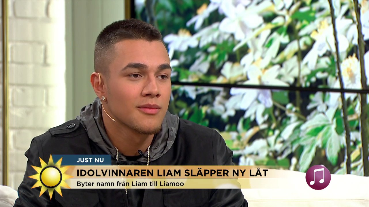 """Liamoo: Artisten Liamoo Aktuell Med Nya Låten """"Burn"""