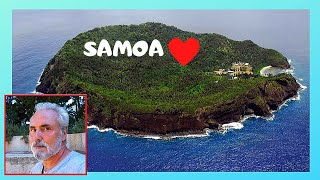 SAMOA: EXPLORING the REMOTE VOLCANIC ISLAND of APOLIMA