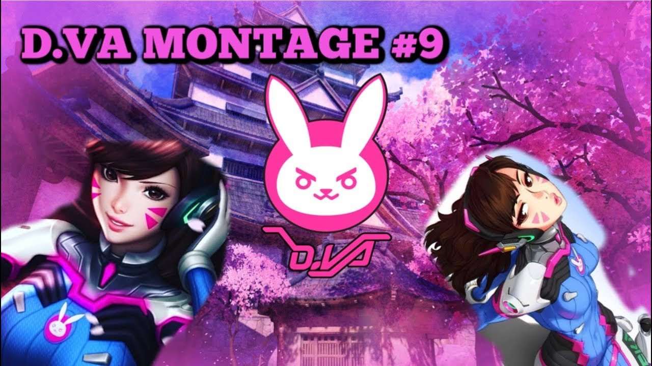 D.Va Montage ♥ that's one for my Highlight Reel Episode 9 ♥