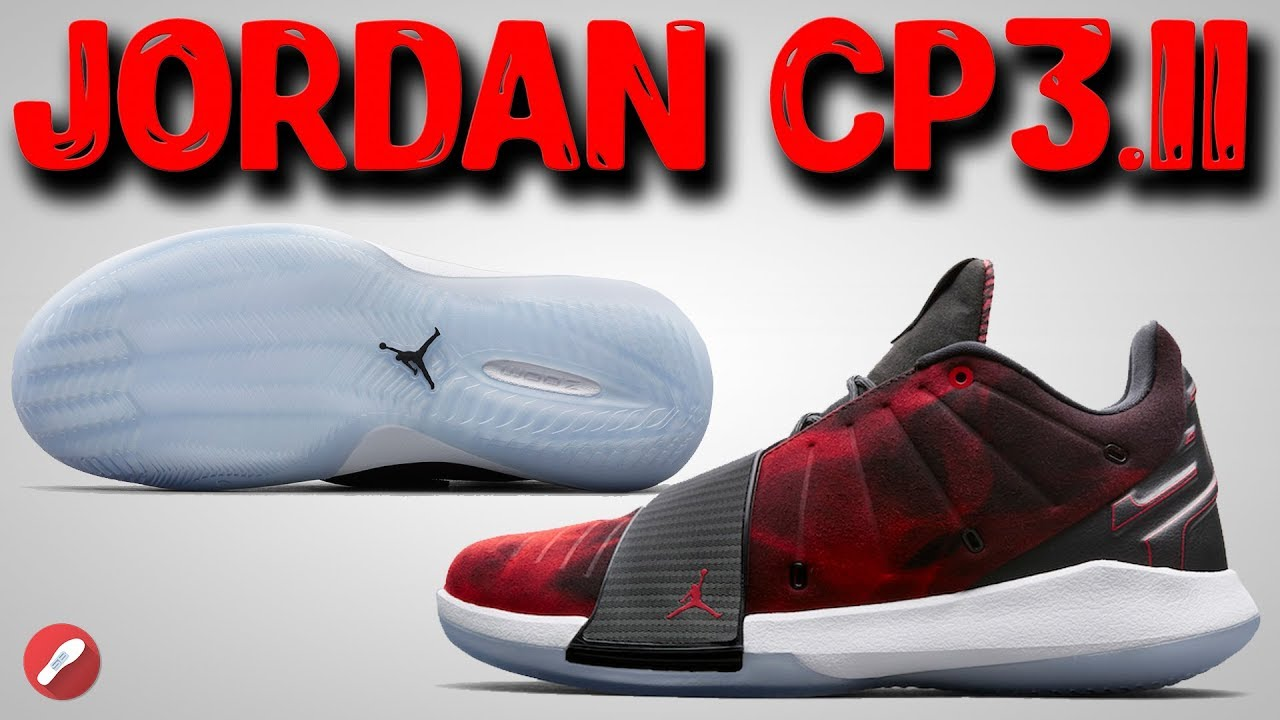 Jordan CP3.11 (XI) Official Pics+Initial Thoughts Tech Specs! - YouTube cb05a0508