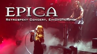 EPICA -LIVE- Retrospect Concert 01 Intro and Monopoly of Truth, HD Sound, 10th anniversary, 2013