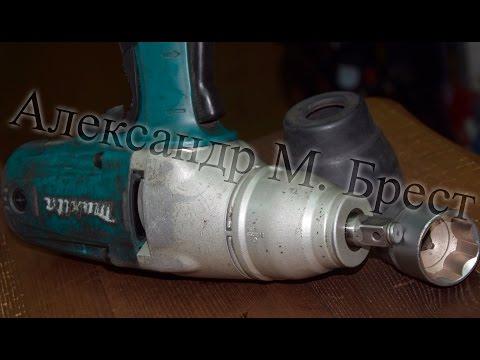 Как починить гайковёрт Makita TW0350 \ Ремонт инструмента в Бресте