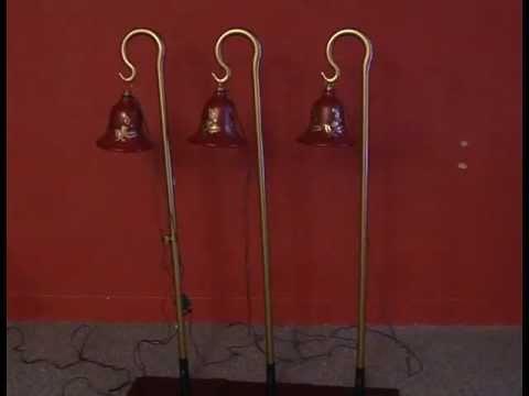 Musical Shepherds Hook Bells - Plow & Hearth