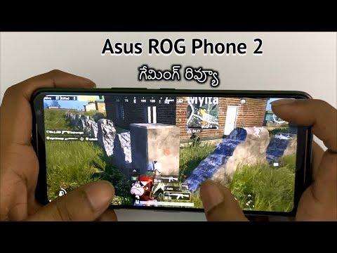 ASUS ROG Phone 2 Gaming Review ll in Telugu ll
