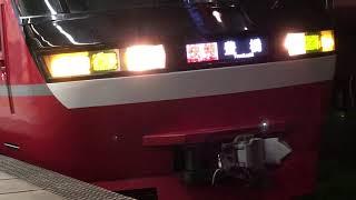 名鉄1200系リニューアル 1114f+名鉄1800系リニューアル 1808f(快特豊橋行き)金山駅 発車‼️