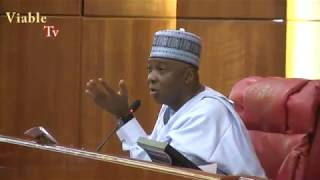 FULL VIDEO : Senators Divided As, Senate Suspends Confirmation Of EFCC Secretary
