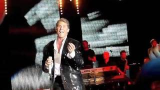 David Hasselhoff - THE HOFF IS BACK TOUR 2011
