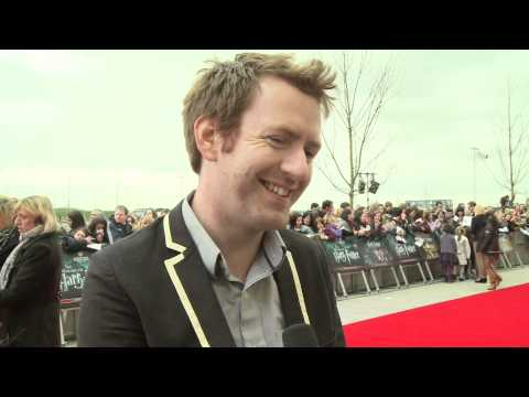 Chris Rankin Interview - The Making Of Harry Potter WB Studio Tour London Opening
