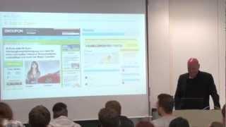 Spotlight Online Medien Management - Social Commerce mit Thorsten Lückemeier (edelight)