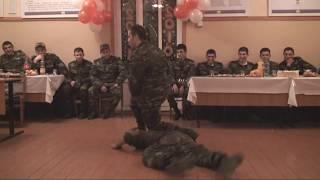 real aikido aze in the army cqc fariz abdullayev