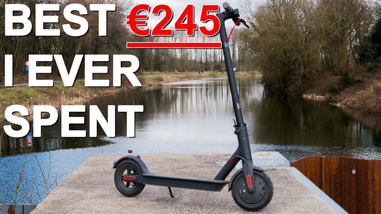 xiaomi m365 electric scooter review why you shouldn 39 t buy. Black Bedroom Furniture Sets. Home Design Ideas