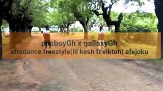 PusboyGh x GallaxyGh (lil kesh ft viktoh+efejoku)
