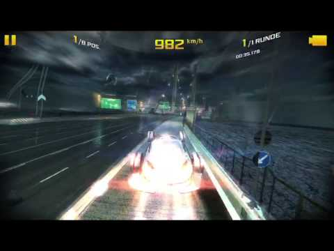 Asphalt 8 1100 Km/h Jailbreak iOS 8