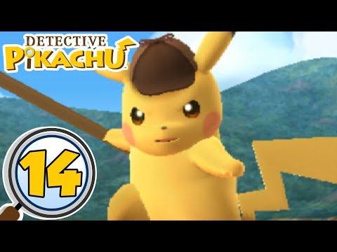 "Detective Pikachu - ""Prove Waals's Innocence!"" SOLVED   Episode 14! [Chapter 4 100% Walkthrough]"