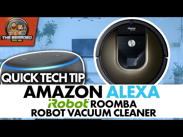 How to Control iRobot Roomba with your Voice Using Amazon Alexa [2021]
