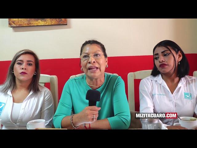 Nueva Alianza no declinará pro ningún otro partido en Zitácuaro.