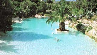 Hotel Villaggio Ostuni Rosa Marina Resort, piscine anche per bambini e incastonate tra le rocce
