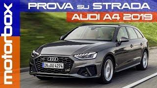Audi A4 Avant 2020 | Cosa cambia e come va dopo il restyling