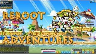 MapleStory - Reboot Adventures EP1