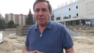 Новосибирский губернатор Городецкий побывал в Бердске