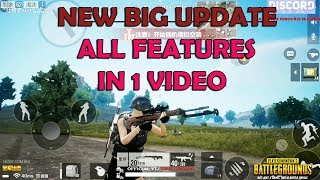 HOT NEWS 😻 : PUBG MOBILE UPDATE TIMI   - ALL FEATURE😘-SHIELD- HOLOGRAMES AND MORE