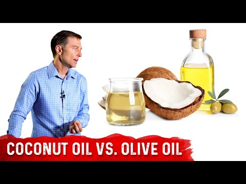 Coconut Oil vs. Olive Oil: Which is Better?