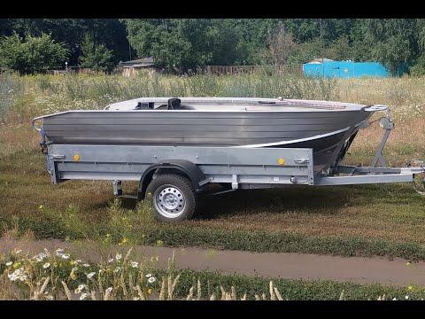Лодка Wyatboat 390P