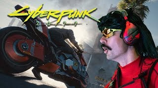 drdisrespect-reacts-to-new-cyberpunk-2077-gameplay
