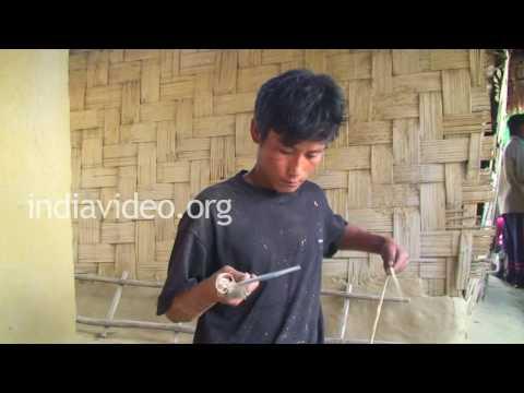 Bamboo Worker, Nagaland