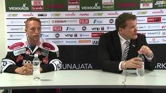 18.09.2014 Pelaajajulkistus: Arto Laatikainen