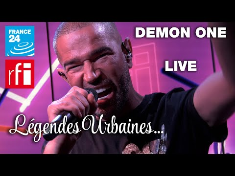 Youtube: Légendes Urbaines: Demon One – Légendaire (Live)