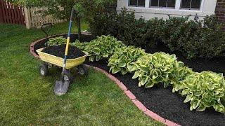 Как сделать газон своими руками. Делаем красивый газон.(http://bit.Ly/1T3I0gu Шикарный видео курс по благоустройству настоящих газонов на своей