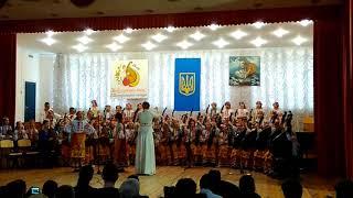 """Українська народна пісня """"Прийшла кума до кумоньки"""""""