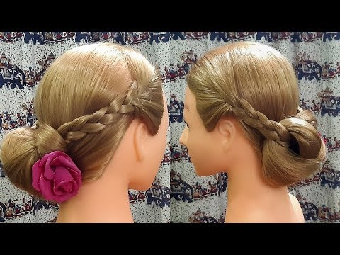 New Hairstyles | Party Hairstyles | Easy Beginner hairstyles | Quick Hairstyles | KGS Hairstyles
