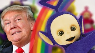 PROOF Donald Trump Is a Teletubby