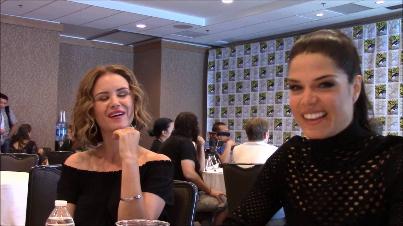 Dead Rising Endgame Marie Avgeropoulos Keegan Connor Tracy