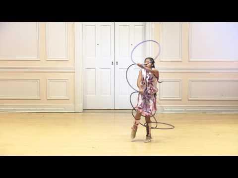 Nakotah LaRance: Native American Hoop Dancing
