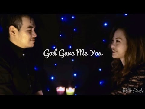 God Gave Me You - Bryan White (Cover by JKmoments)