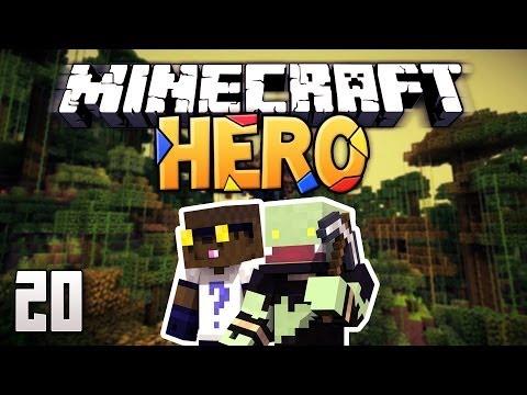 Minecraft HERO #20 - Abenteuer im DSCHUNGEL mit Taddl