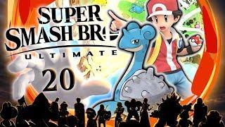 SUPER SMASH BROS. ULTIMATE 👊 #20: Von Mr. Game & Watchs Labyrinth an Pokémon Trainers Strand