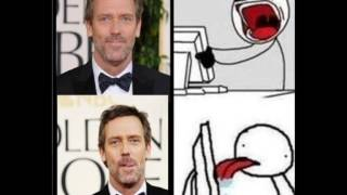 Hugh Laurie- Didn