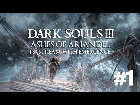 Dark Souls 3 Ashes of Ariandel PS4 With E