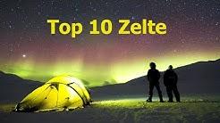 Die 10 besten und außergewöhnlichsten Zelte für Outdoor und Camping