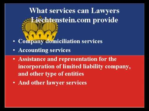 Lawyers Liechtenstein