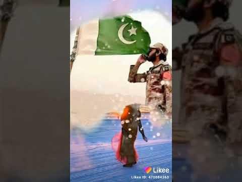 پاکستان زندہ باد پاک فوج پائندہ باد