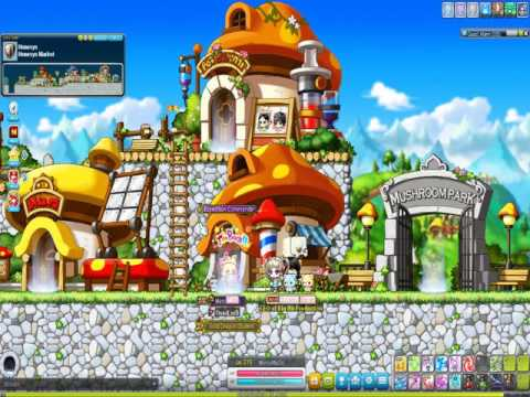 MapleSEA Chinese New Year Royal Hair Coupon Style!