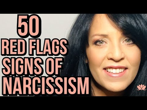 Fifty Shades of Narcissistic Traits to Watch Out For