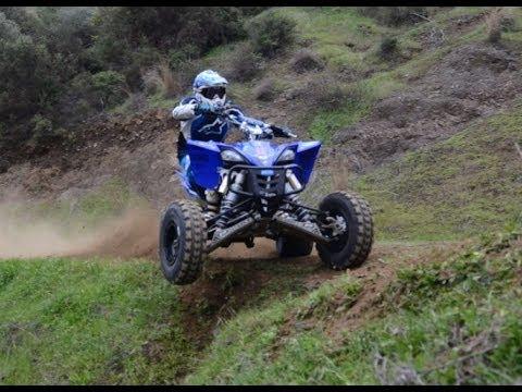 Yamaha Yfz450r Vs Dirtbike Pro Riders Onboard With Doros