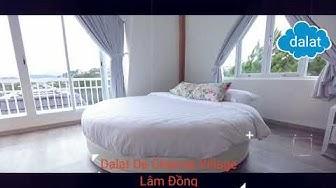 Dalat De Charme Village Lâm Đồng – Biệt Thự Dalat De Charme